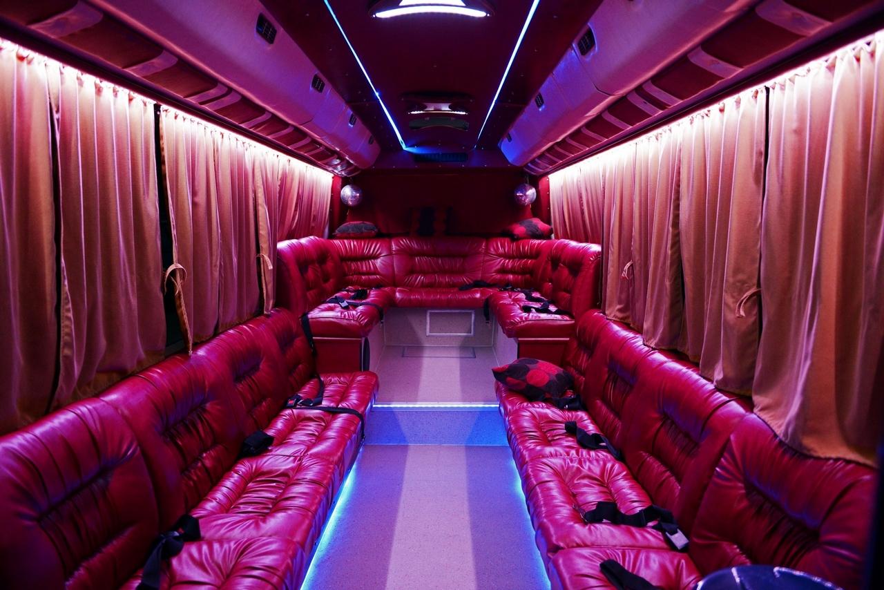 Какво ви очаква в Partybus?